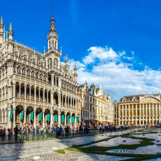Reisgids Brussel