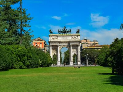 Reisgids Milaan Parco Sempione