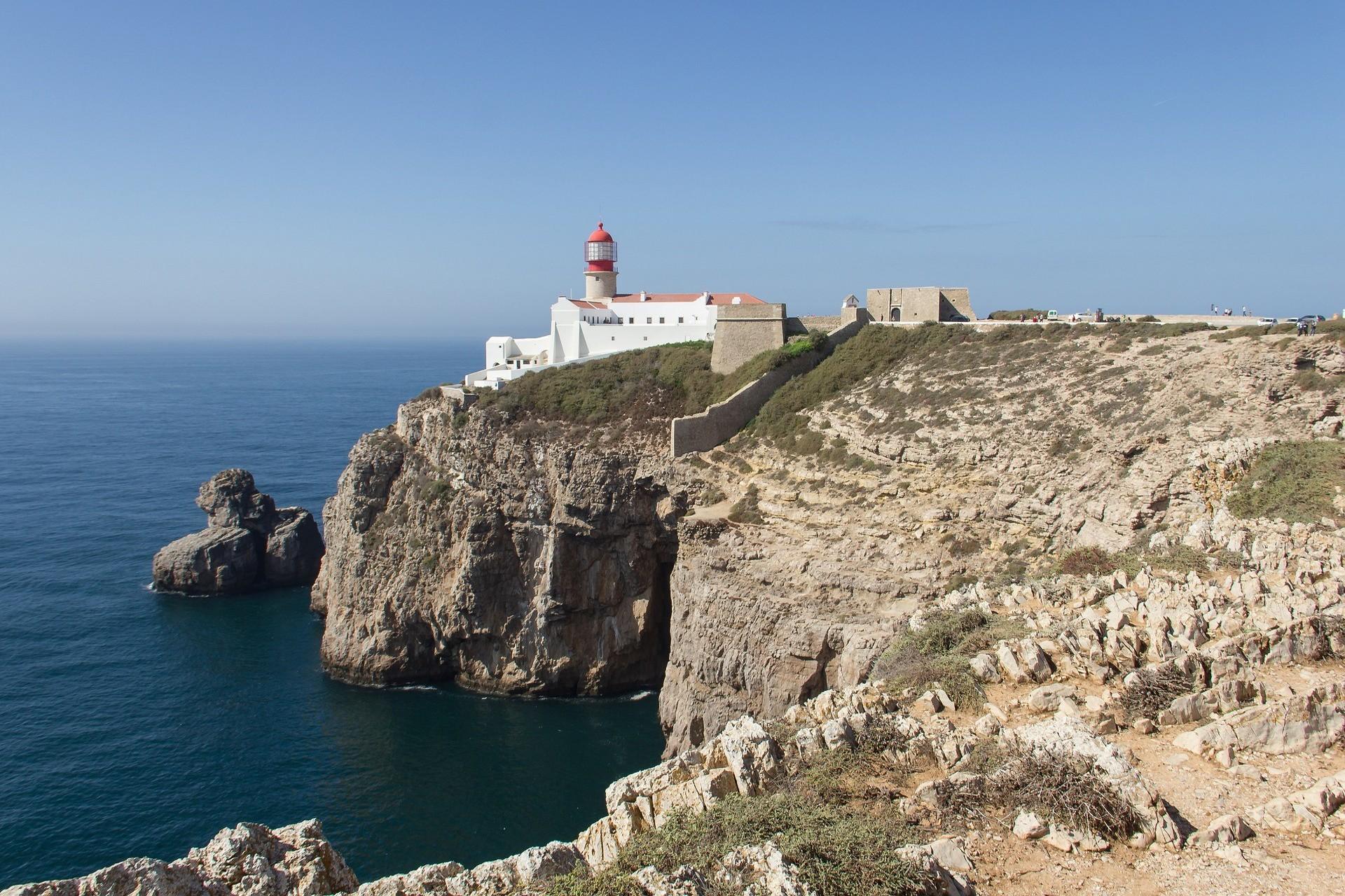 Cabo de Sao Vicente Portugal