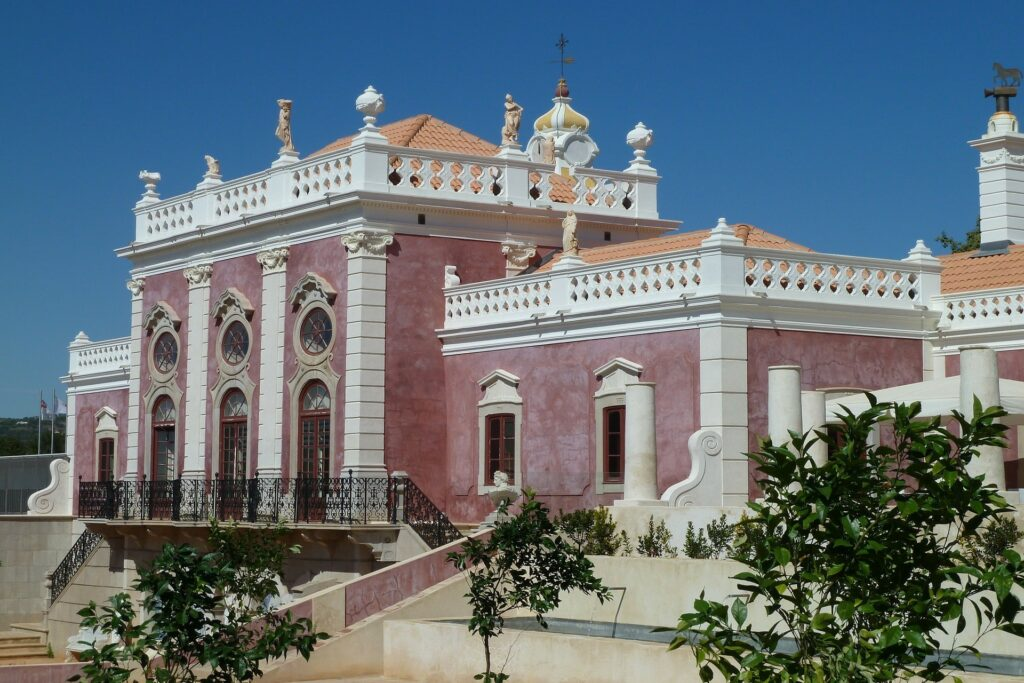 Estoi Paleis Portugal