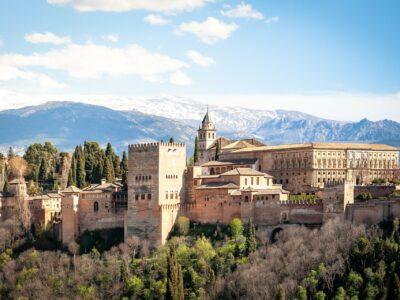 Granada Spanje