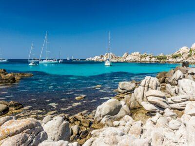 Lavezzi eilanden Corsica