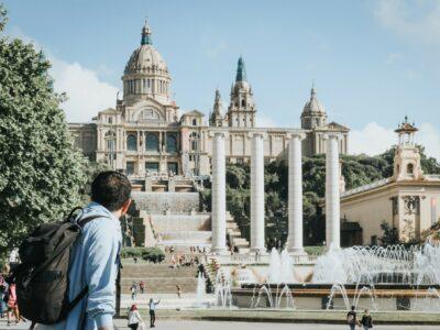 Parc de Montjuïc Barcelona