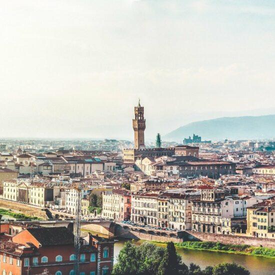 Reisgids Firenze Toscane