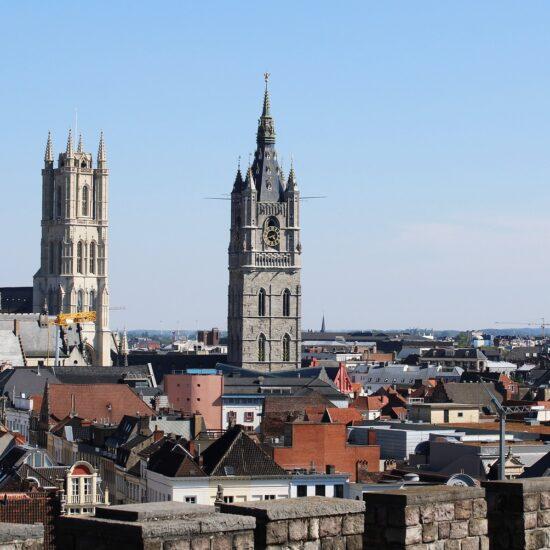 Reisgids Gent