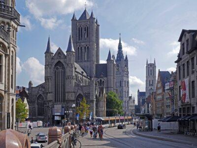 Reisgids Gent 3 torens