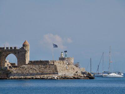 Reisgids Griekenland Rodos