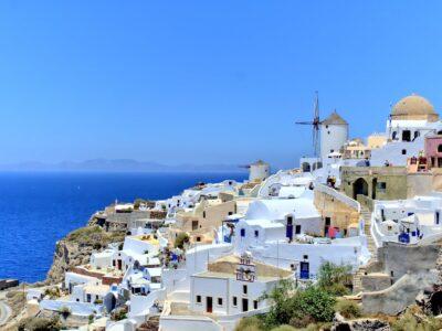 Reisgids Griekenland Santorini