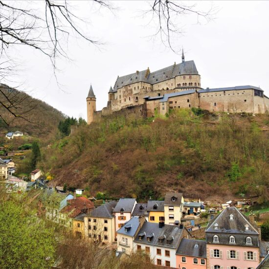 Reisgids Groothertogdom Luxemburg