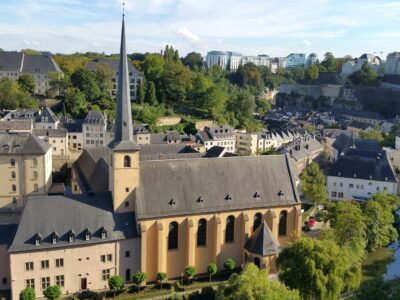 Reisgids Groothertogdom Luxemburg Neumunster