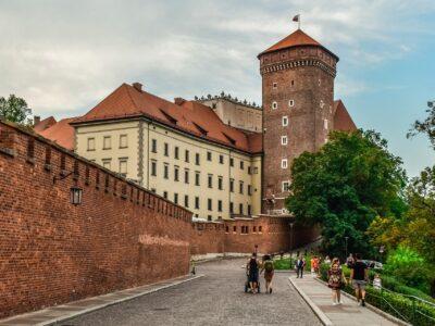 Reisgids Krakau Wawel kasteel