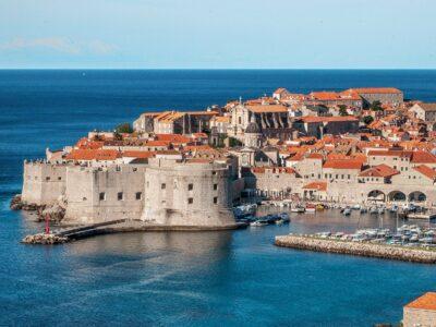 Reisgids Kroatië Dubrovnik