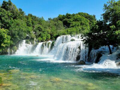 Reisgids Kroatië Krka
