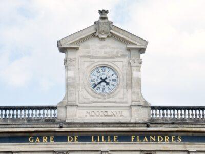 Reisgids Lille Gare Lille Flandres