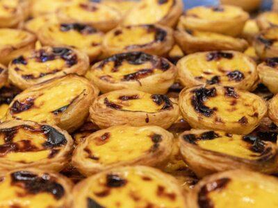 Reisgids Lissabon Pasteis de nata