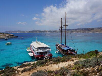 Reisgids Malta Comino
