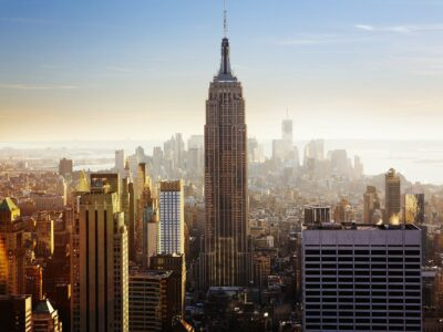 Reisgids New York Empire State Building