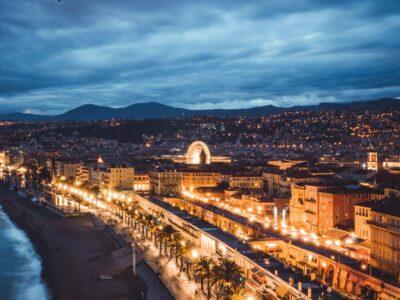 Reisgids Nice panorama