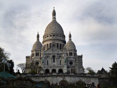 Reisgids Parijs Sacre Coeur