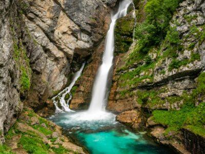 Savica waterval Bohinj