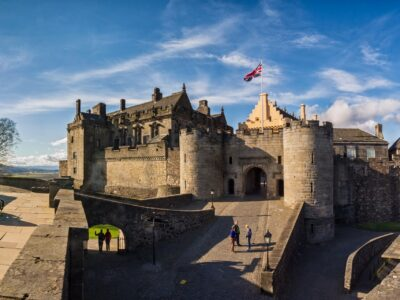Stirling Castle Schotland