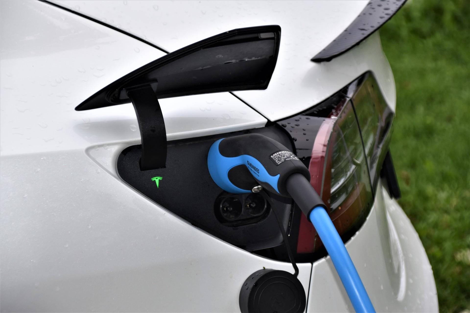 Op vakantie met elektrische auto